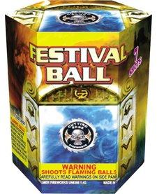 Festival Ball (7 shot)