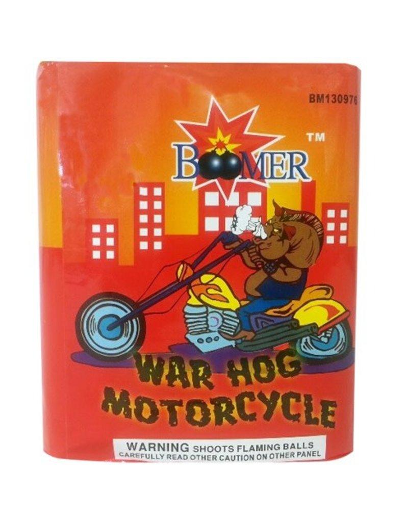 Boomer War Hog Motorcycle