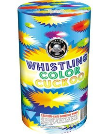 Whistling Color Cuckoo - Case 24/1