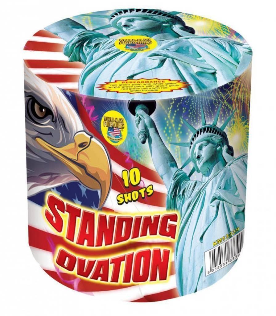 World Class Standing Ovation - Case 16/1