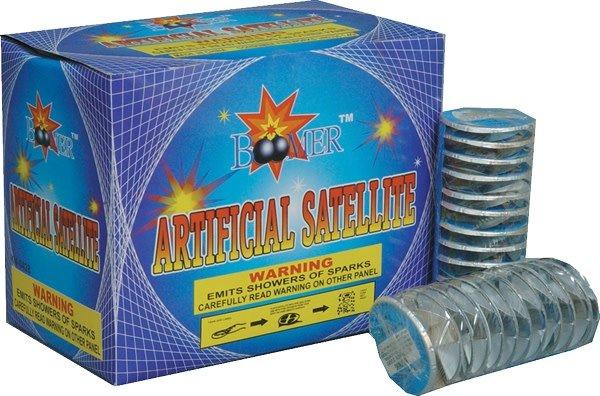 Boomer Artificial Satellite, BM - Box 12/12