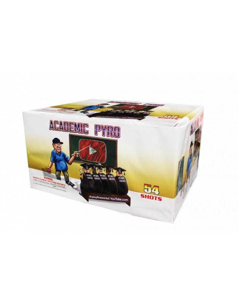 World Class Academic Pyro - Case 4/1