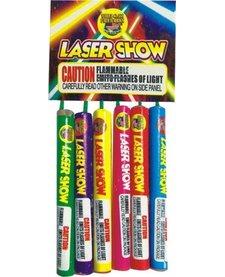 Laser Show - Case 12/20/6