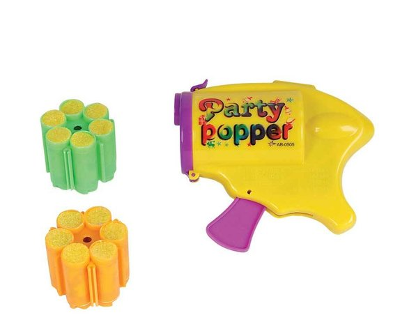 Party Popper Gun