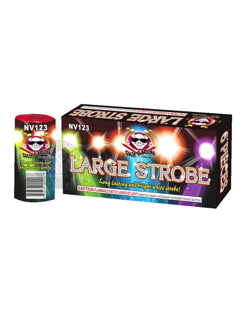Supreme Large Strobe - Pack 4/1