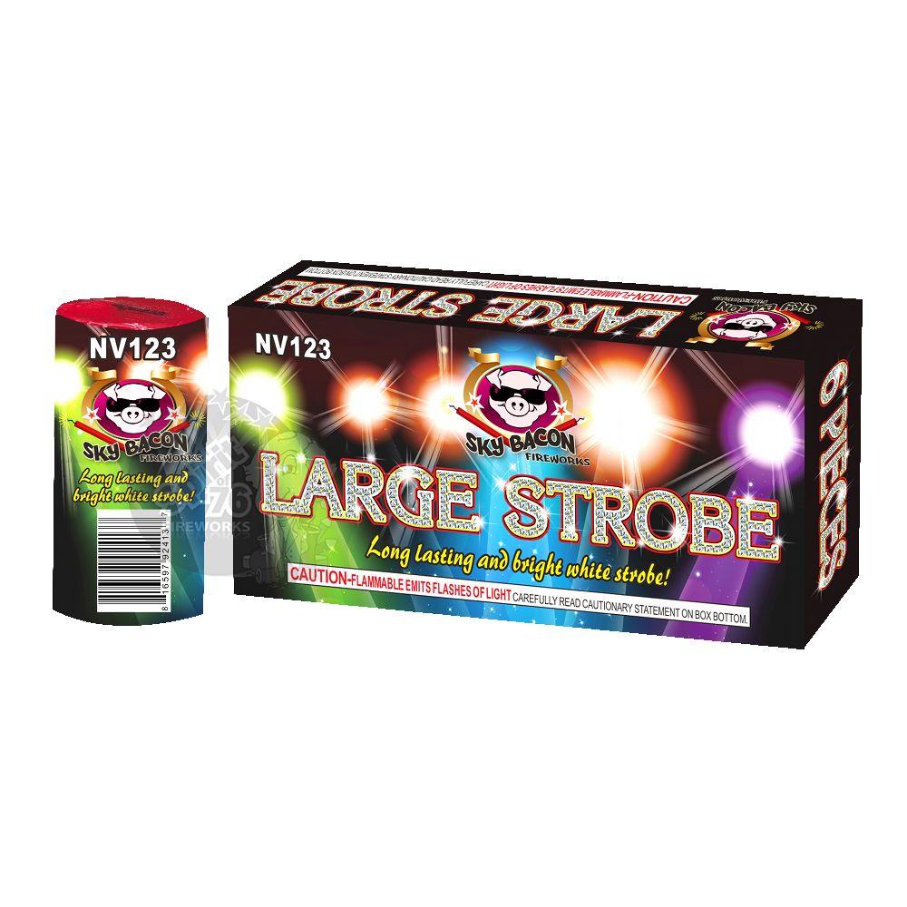 Supreme Large Strobe - Pack 4/1