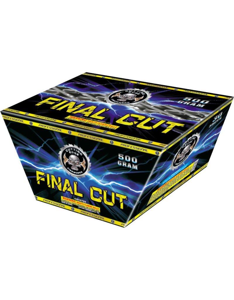 Cutting Edge Final Cut