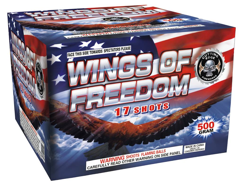 Wings of Freedom - Case 8/1