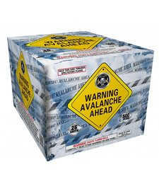Warning Avalanche Ahead - Case 4/1