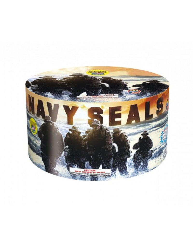 World Class Navy Seals - Case 4/1