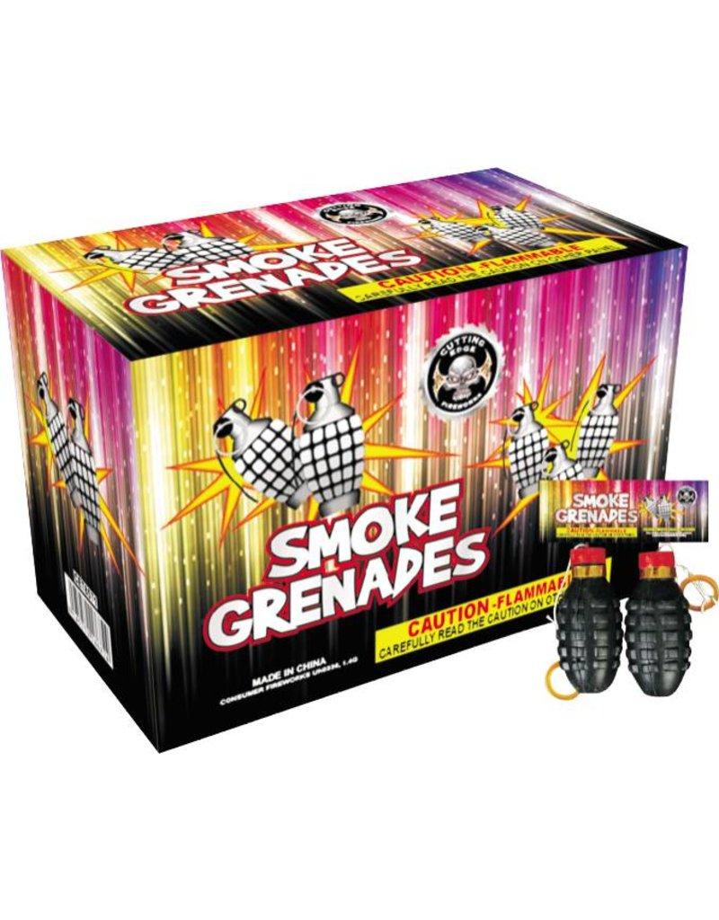 Cutting Edge Smoke Grenades, CE - Box 48/2