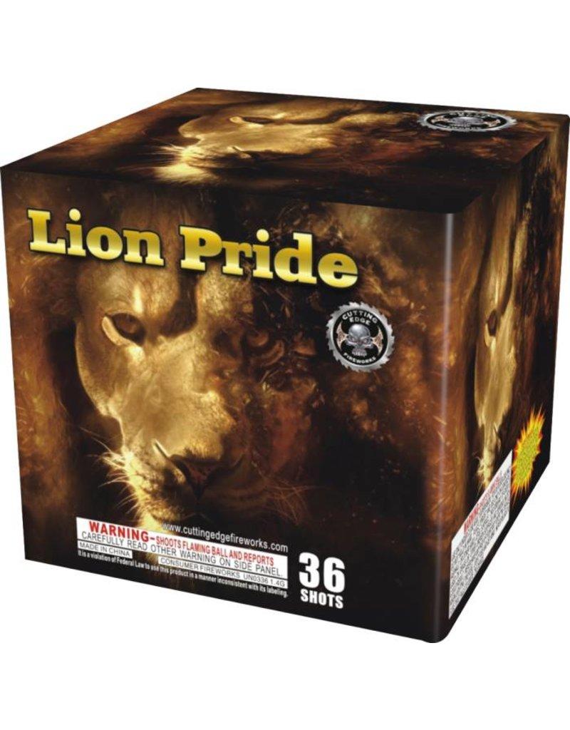 Cutting Edge Lion Pride