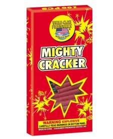 Mighty Cracker, WC - Case 100/100