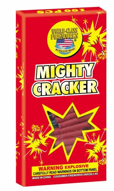 World Class Mighty Cracker, WC - Case 100/100