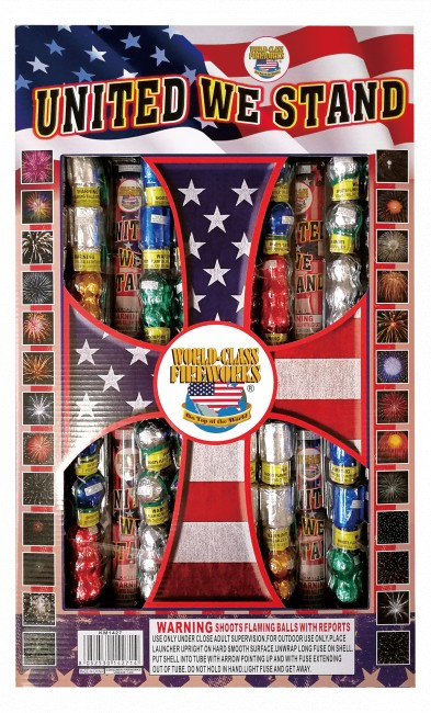 World Class United We Stand - 48 shells