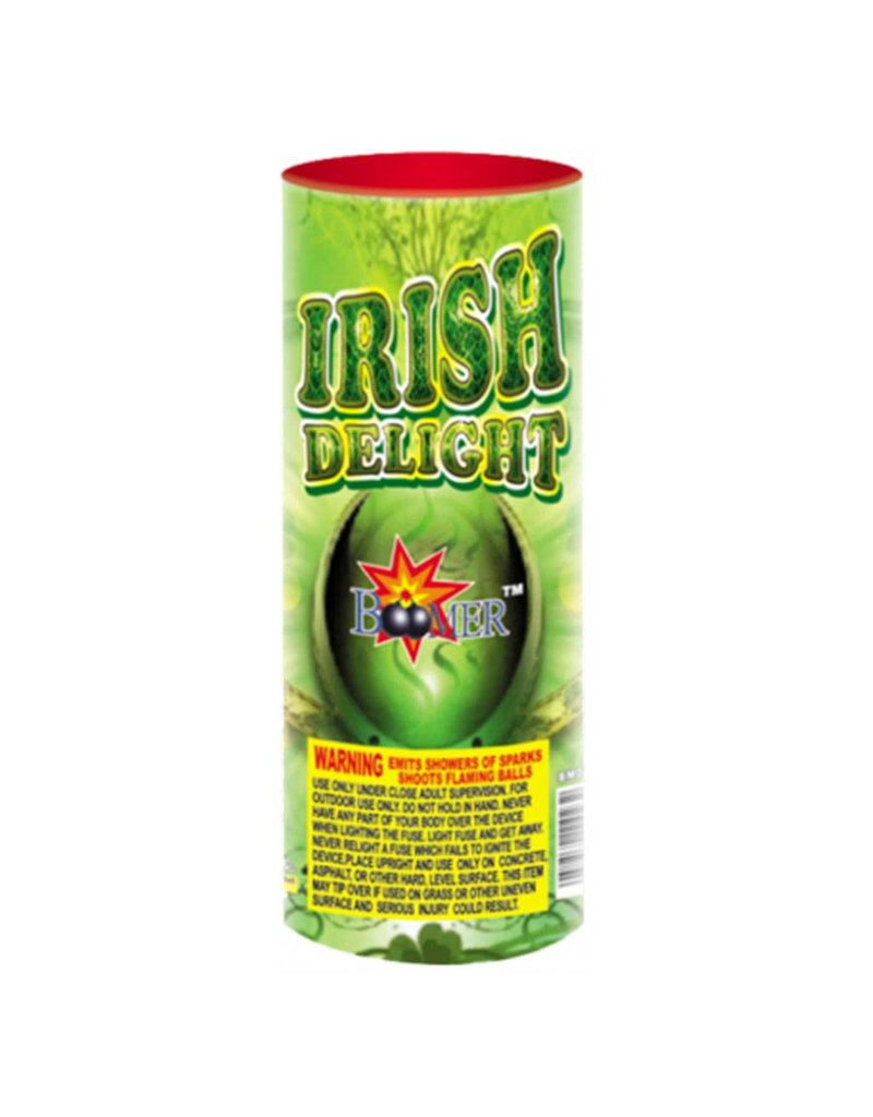 Boomer Irish Delight