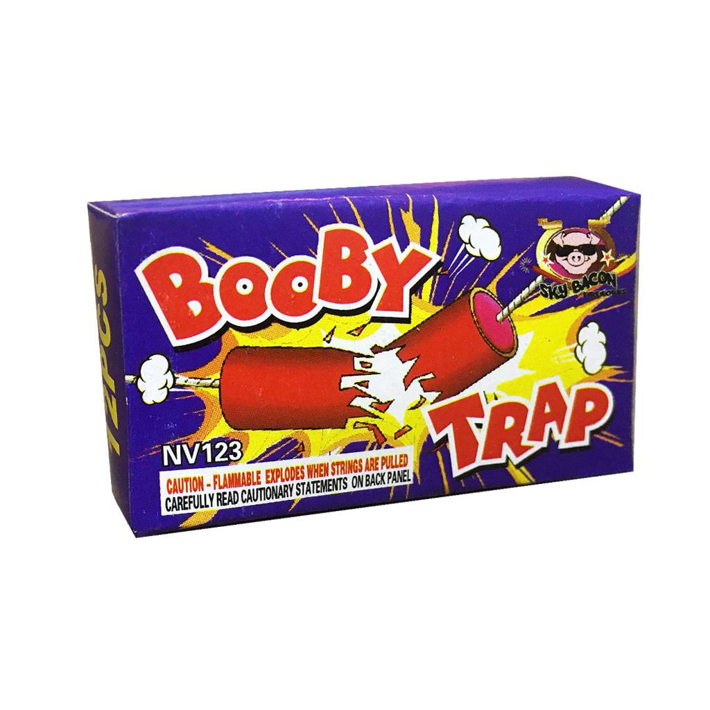 Sky Bacon Booby Trap