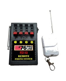 Wireless Firing System 4 cue