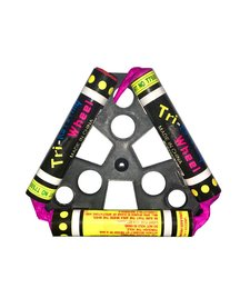 Tri-Rotating Wheel