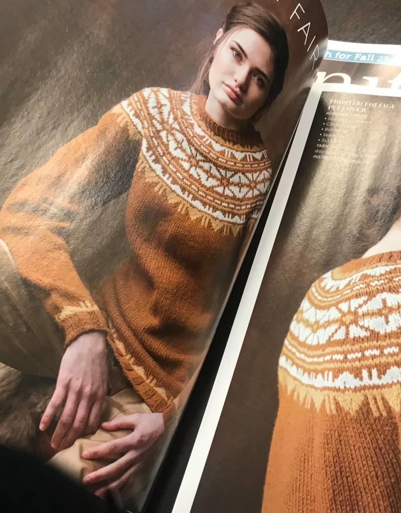 Interweave Knit.wear Magazine Fall 2018