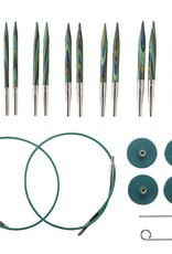 Knitpicks Options Short Interchangeable Needle Set 4-10