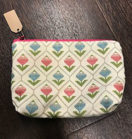 Consignment OOAK Zippered Notion bag