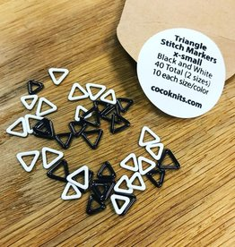 Cocoknits Extra Small Triangle Stitch Markers