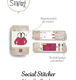 Sometimes Sewing Social Stitcher Needle Books — Sewing Pattern