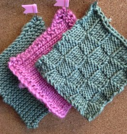 February Knitting 101, BeginningSaturdays, February 2 & 9th, 1-3pm