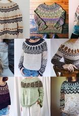 Boyland Knitworks SweaterTuesdays, February 26, March 5, 12, & 19th, 6-7:30pm