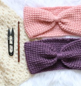 Tunisian Crochet 101: Tunisian Ear WarmerSaturday, February 23rd, 1-2:30pm