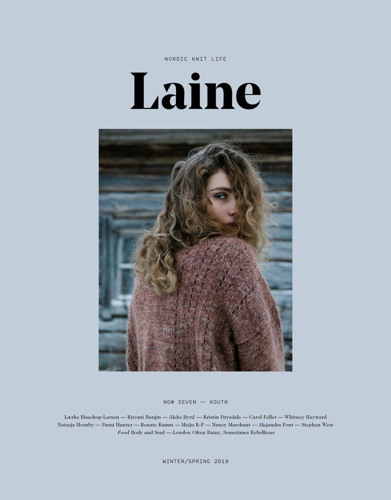 Laine Laine Magazine Issue Seven - Kouta