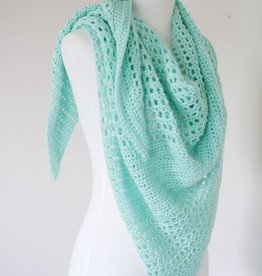 Adore Shawl, spring crochet wrapTuesdays, March 12 & 19th, 5-6:30pm