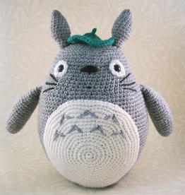 Crochet TotoroFriday, May 3rd, 4:30-6:30pm