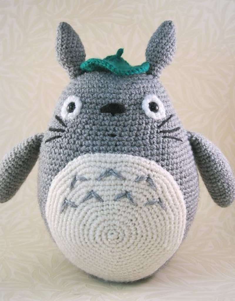 Crochet Totoro<br /> Friday, May 3rd, 4:30-6:30pm
