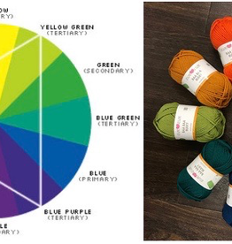 Color Theory Sit & Stitch,  Friday, Mach 29th 6:30-8pm
