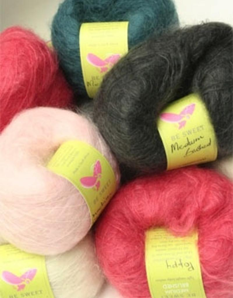 Medium Brushed Mohair by Be Sweet