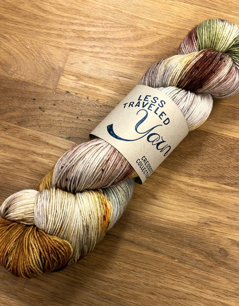 Less Traveled Yarn 757 Sock by Less Traveled Yarn