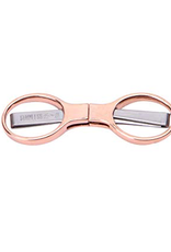 Hemline Rose Gold Folding Scissors