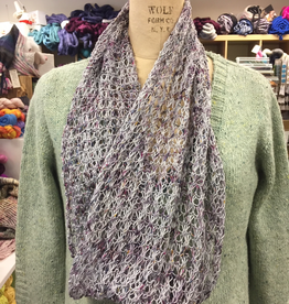 Glad Tidings Summer Scarf  Sunday, May 19th, 1-3pm