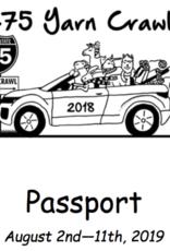 Yarn it & Haberdashery I-75 Yarn Crawl Passport
