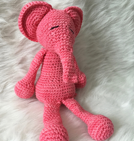 Bridget the Elephant (crochet)Tuesdays, June 18 & 25th, 5-7pm