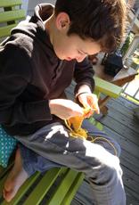 Kids' Beginning Knitting Tuesdays, June 11 & 18th, 11am-12:30pm