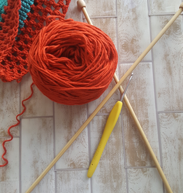 Crochet For KnittersMonday, July 22nd, 11am-1pm