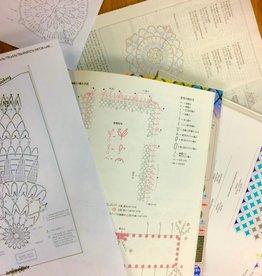Skill Builder: Reading Crochet ChartsSaturday, August 10th, 1-2pm