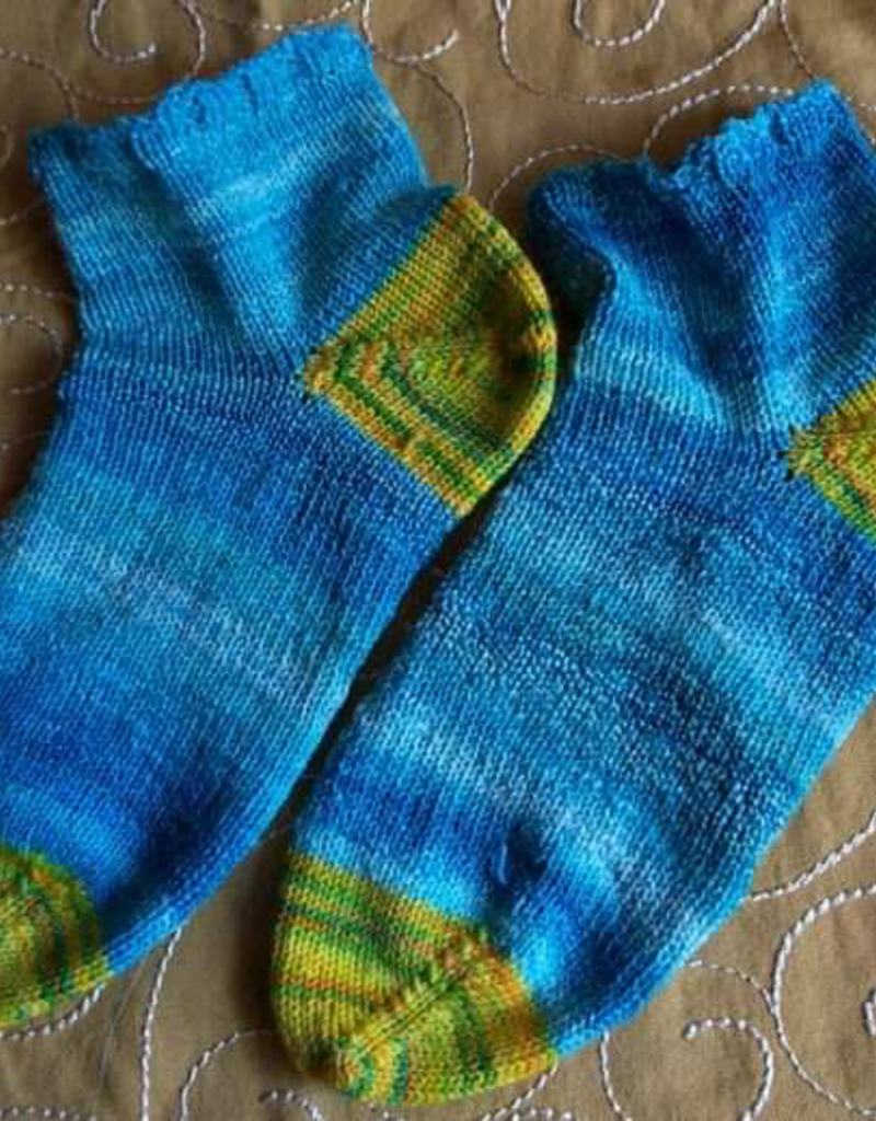 Afterthought Heel (and Thumb!)Sunday, August 4 & 18th, 1-2pm