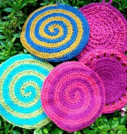 Crochet Spiral PotholderSunday, September 8th, 1-3pm