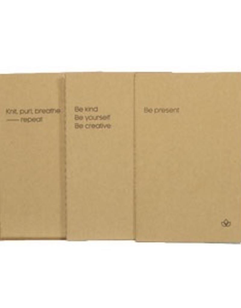 Namaste Maker's Dot Journal set of 3