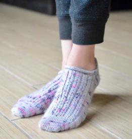 Vee Anklet Socks<br /> Tuesdays, September 17 & 25th, 6-7:30pm