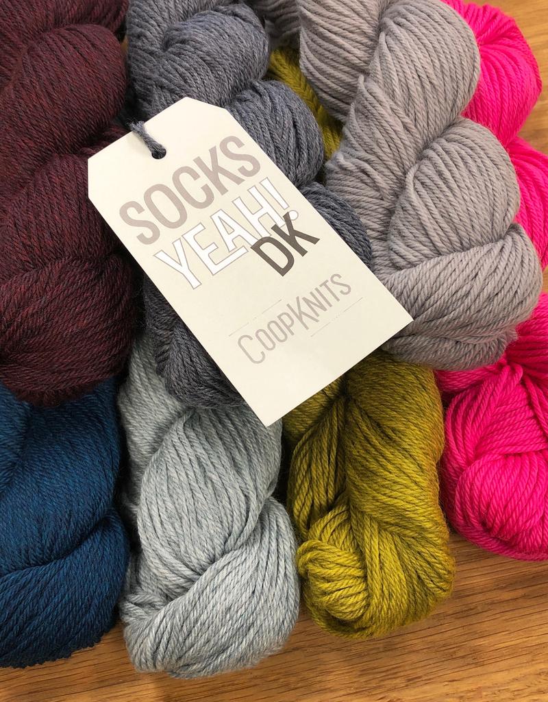 Socks Yeah! DK by CoopKnits